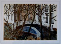 Scene based on a photo taken in Delft
