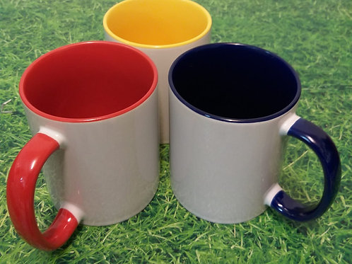 כוס צבעונית