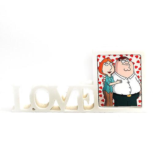 LOVE עם תמונה