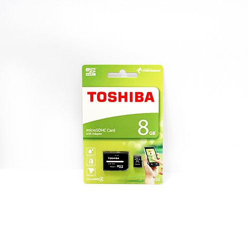 MICRO SDHC CARD 8 GB