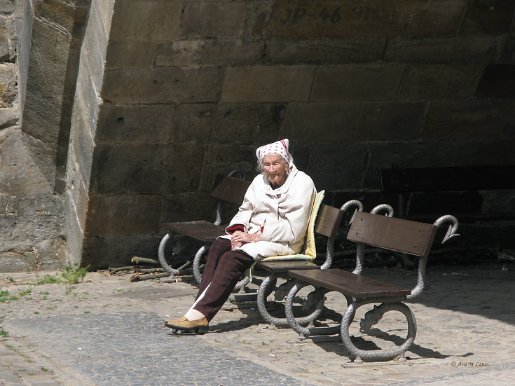 Growing Old And Resting