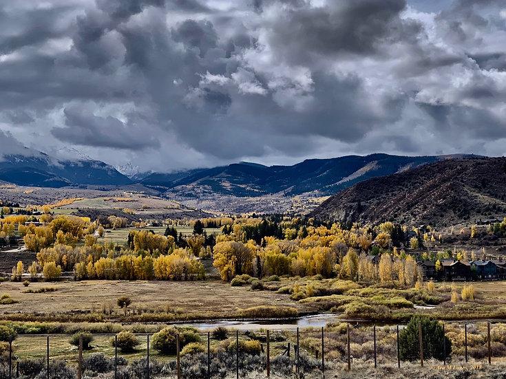 Eagle, Colorado View