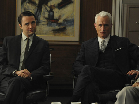 Mad Men (or how not to be)