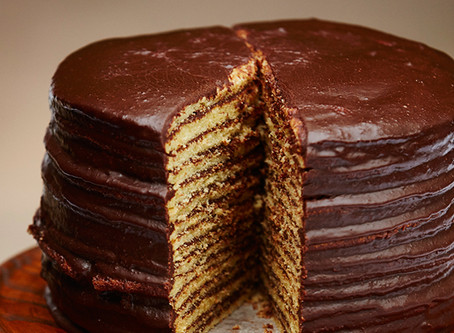 Parables Are Like a Smith Island Cake!