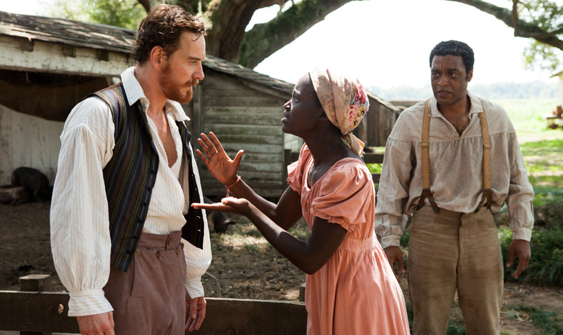 "Scene from the film ""12 Years A Slave"""