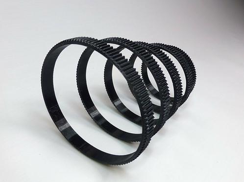 Seamless Follow Focus lens gear ring