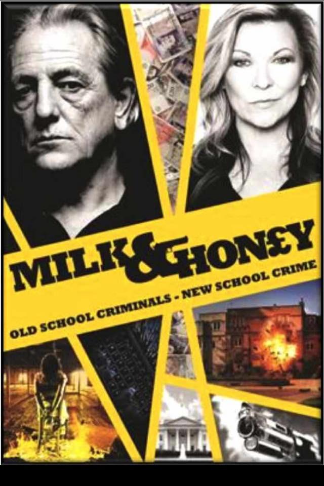 Milk & Honey Poster
