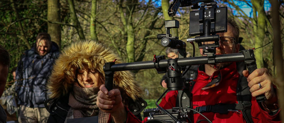 Gimbal work on Feature 'Creatures'
