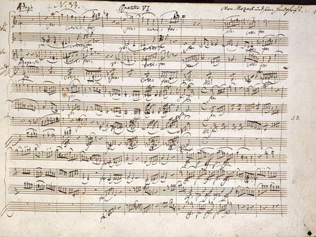 Musica aurea: benefici ed influenza sull'uomo. Parte prima