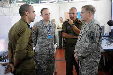 Us and Israel Military Exclusive Tour of Israel the President's Tour