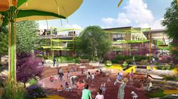 Rendering - Children's Park