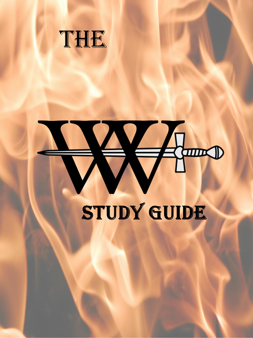 The Warrior Way Study Guide