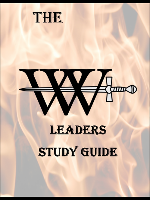 The Warrior Way Leader's Guide