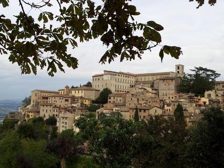 Orvieto the Etruscan City of Umbria