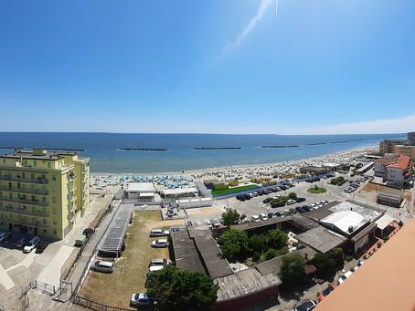 Lido di Pomposa ... the sea of the Ferrara beaches