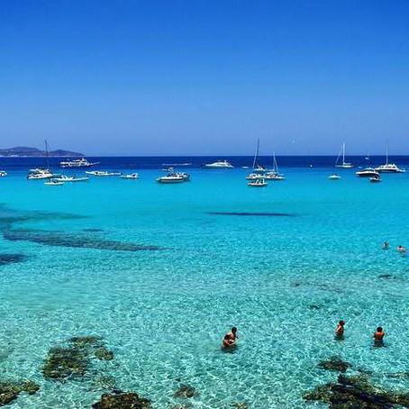 The archipelago of the Egadi Islands-Sicily