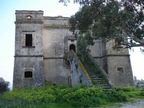 San Fili Castle Stignano-Calabria