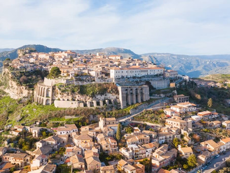 Gerace...the village of 100 churches