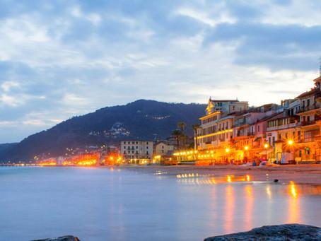 Alassio ... the exclusive pearl of the western Ligurian sea