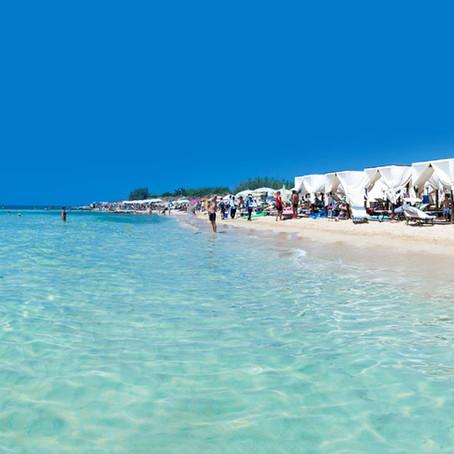 Pescoluse... the Maldives of Salento in Italy
