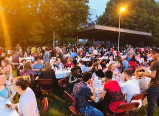 Iftar in Leuven