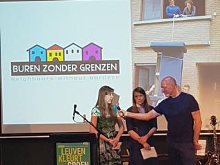 Buren zonder Grenzen verwelkomd op inspiratiedag Groen