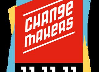 Buren zonder Grenzen geeft met 11.11.11 changemakers een stem