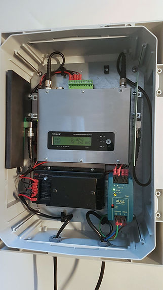 Standalone Receiver system