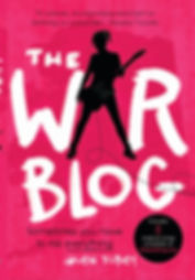 The War Blog cover