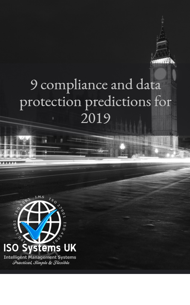 9 compliance and data protection predict