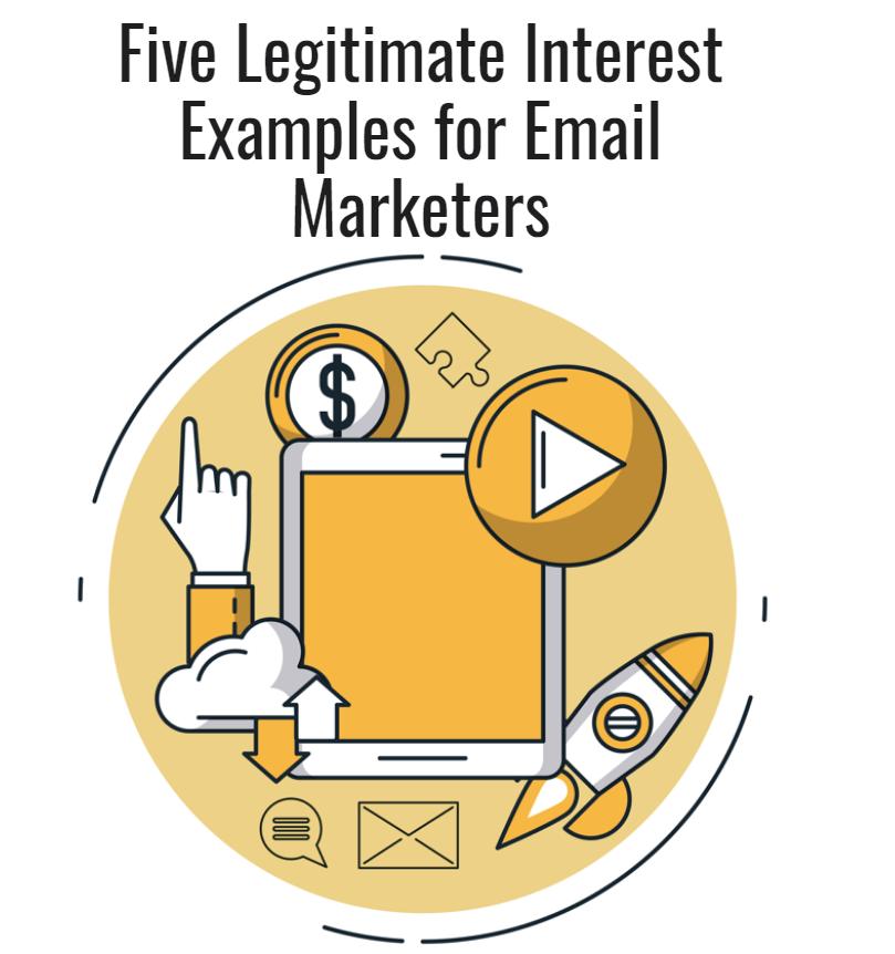 five legitimate interest examples