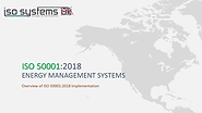 ISO 50001 Implementation Overview cover.