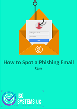 How to spot a phishing email quiz