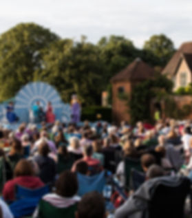 Outdoor theatre, open air theatre, shakespeare, illyria, united kingdom