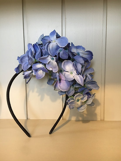 Blue Hydrangea band
