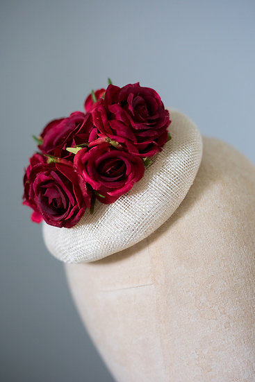 Scarlet English Rose