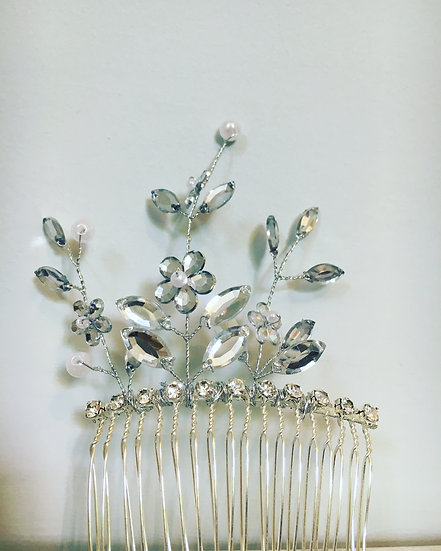 Art Deco comb