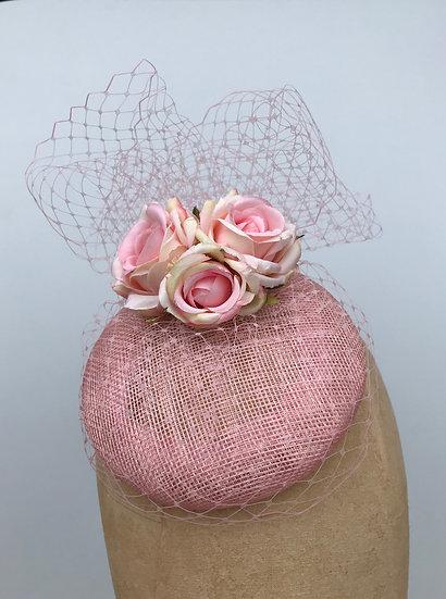 Veiled English Rose