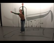DANCE + ARCHITECTURE :                        From danse to architecture