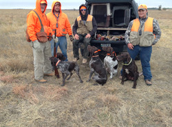 Hunting Dogs and Hunters