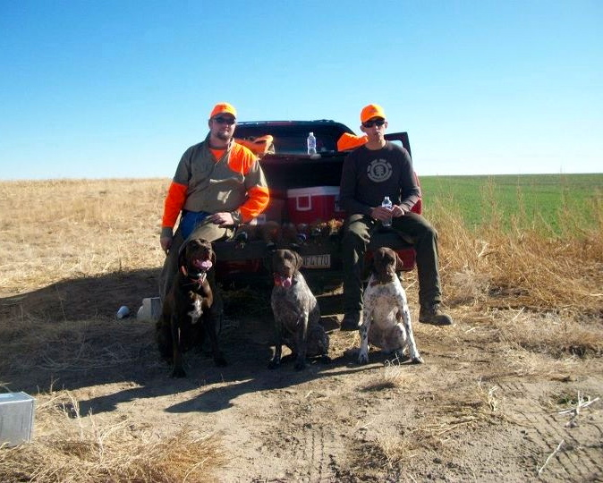 Kansas Bird Hunting