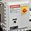Thumbnail: UL508A 3/4 - 5 HP Motor Starter Control Box / HOA
