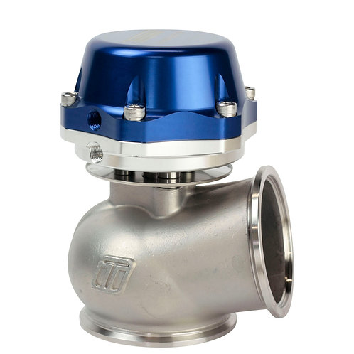 TurboSmart Power-Gate 60mm Wastegate 14 psi Blue