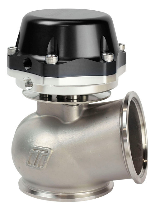 TurboSmart Power-Gate 60mm Wastegate 14 psi Black