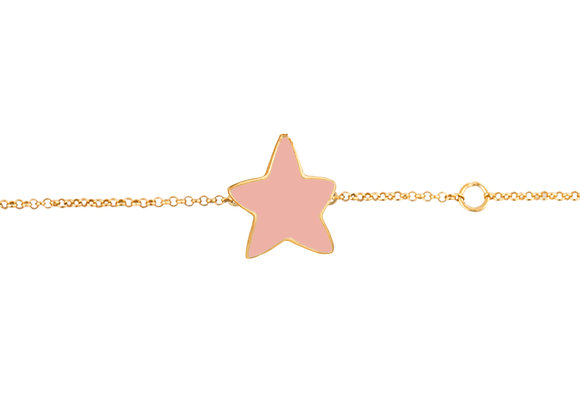 Lysa The Luminous Star Bracelet