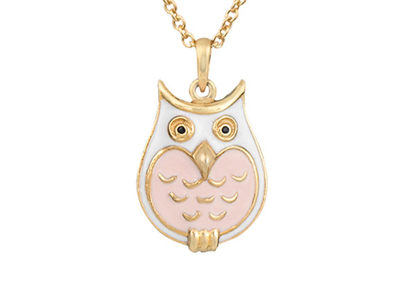 Wilfred The Wise Owl Pendant