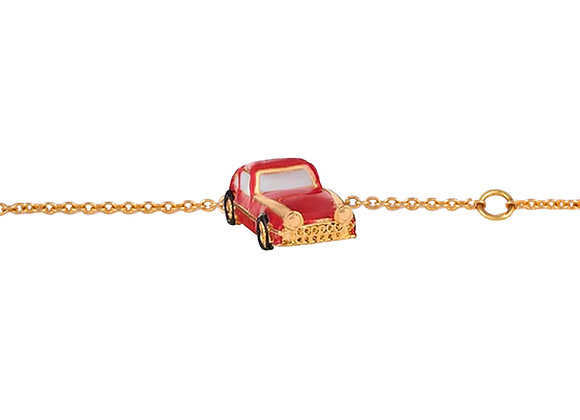 Calder the Confident Car Bracelet