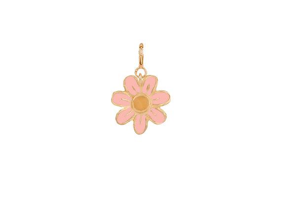 Daisy the Joyful Flower Charm