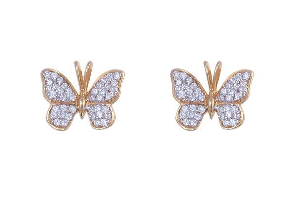 Charlotte the Butterfly Earrings