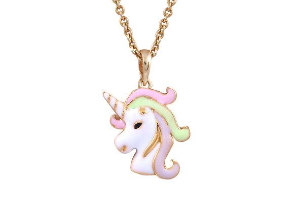 Malena The Magical Unicorn Pendant